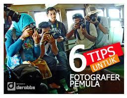 photographer pemula